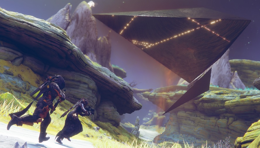 Season 11 Arrival ankunft event pve Monolith Destiny 2