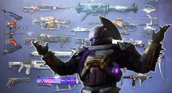 6 Waffen solltet ihr jetzt in Destiny 2 holen, bevor das halbe Universum stirbt