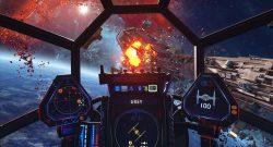 Star Wars Squadrons Raumschlacht Titel