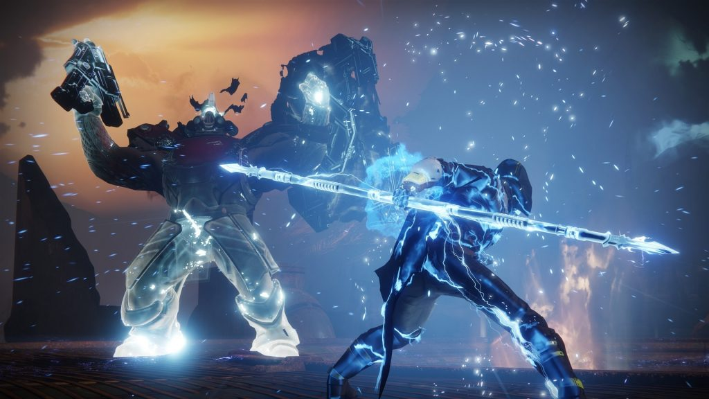 Strike See der Schatten Boss Jäger Hunter Arkus Titel Destiny