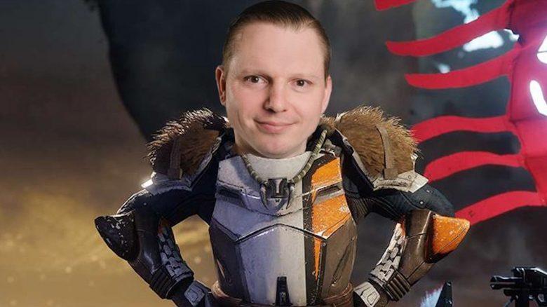 Sven Shaxx Destiny