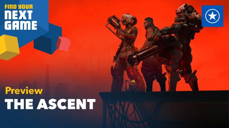 The Ascent: Würden doch nur alle Cyberpunk-Spiele so aussehen