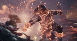 Titan Finisher Punch Schlag Melee Destiny 2 Titel
