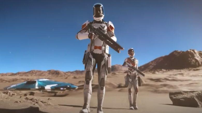 Der Epic Games Store schenkt euch gerade eins der coolsten Weltraum-MMOs