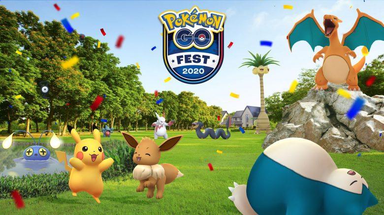 Pokémon GO: Heute gibt's das Ersatz-Event zum GO Fest – So nutzt ihr es aus