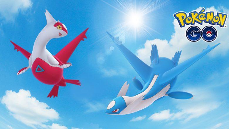 Pokémon GO: Heute Raidstunde mit Latias & Latios – Lohnt die sich?