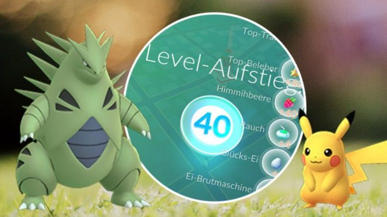 Pokémon GO: Nach Level 40 geht es weiter – Das sagt Niantic