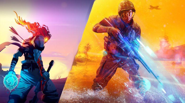 Titelbild Midyear Sale im PS Store Dead Cells und Battlefield V