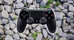 Stein sieht wie ein PS4-Controller aus, rockt das Internet