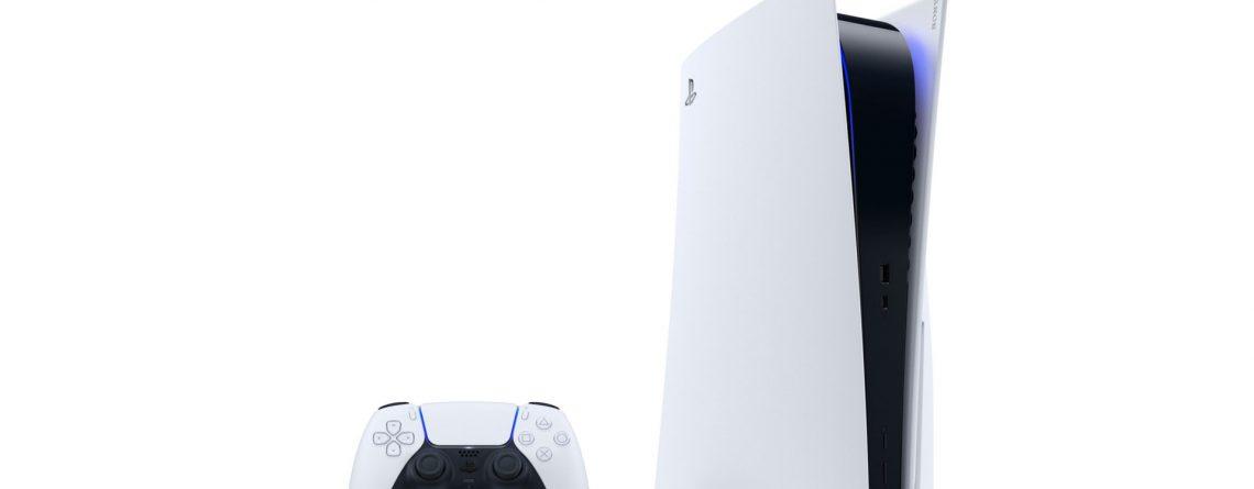 Titelbild PlayStation 5 Design, PS5 Design