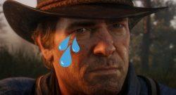 RDR 2 Tränen