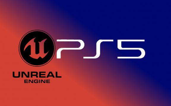 Titelbild Unreal Engine 5 und PS5