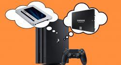 Beste SSDs für die PS4