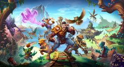 Torchlight 3 Artwork