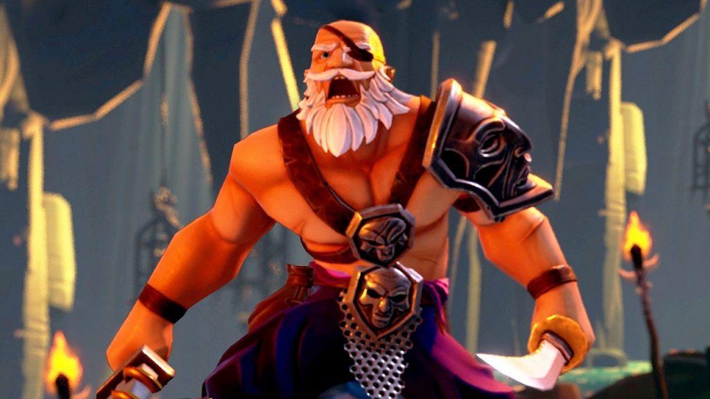 Torchlight Charakter Pirat