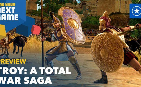 Troy a total war saga GameStar Titel FYNG