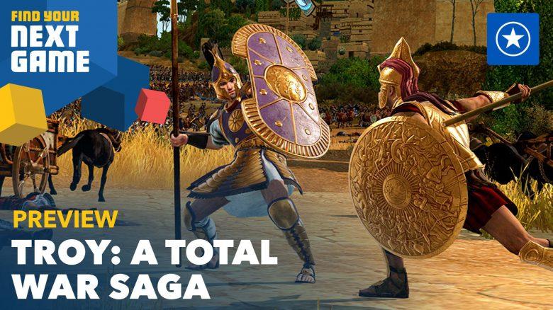 Troy: Das neue Total War erstmals gespielt – Klappt das Epic-exklusive Experiment?
