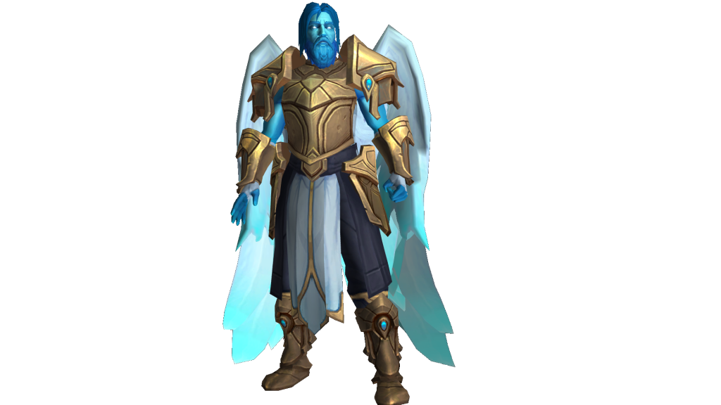 WoW Uther The Lightbringer Shadowlands