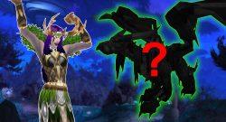 In WoW Shadowlands wird ein toter Drache wieder wichtig