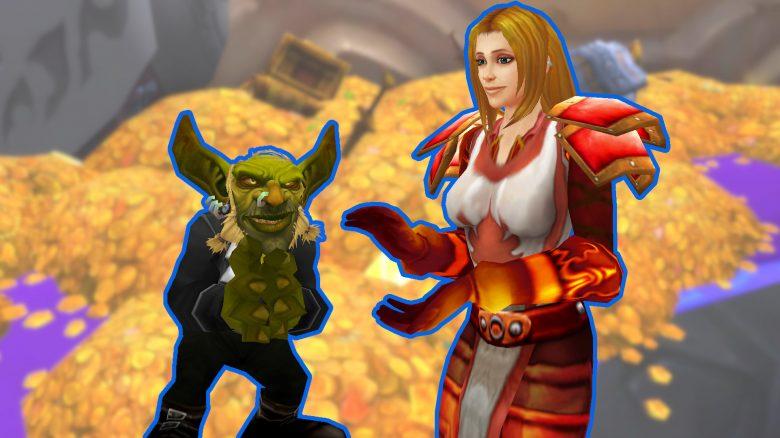 """WoW reagiert auf Kritik nach Auktionshaus-Patch: """"Gut gemacht, Blizzard"""""""