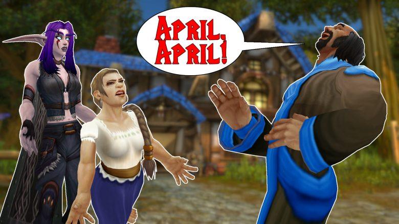Blizzards aktuelle Lösung gegen Bots in WoW Classic war mal ein Aprilscherz
