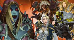 WoW Sylvanas laugh leaders anduin thrall jaina baine title titel 1920x1080