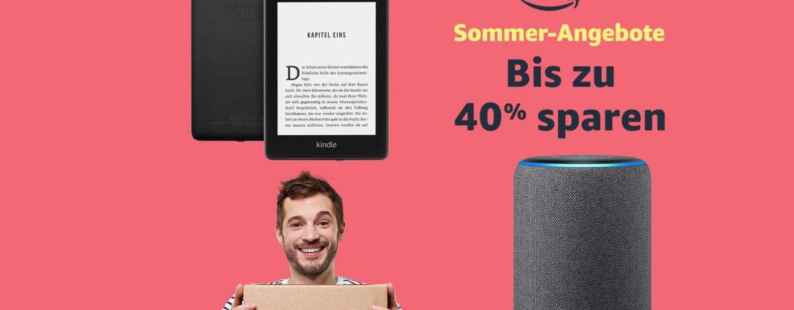 Amazon Sommerangebote 2020: Jeden Tag neue Deals