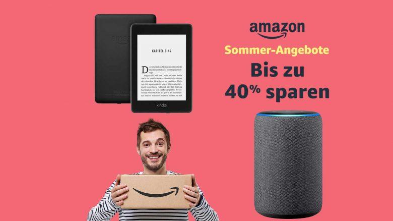 Amazon Sommerangebote: 15 Tage täglich neue Top-Deals