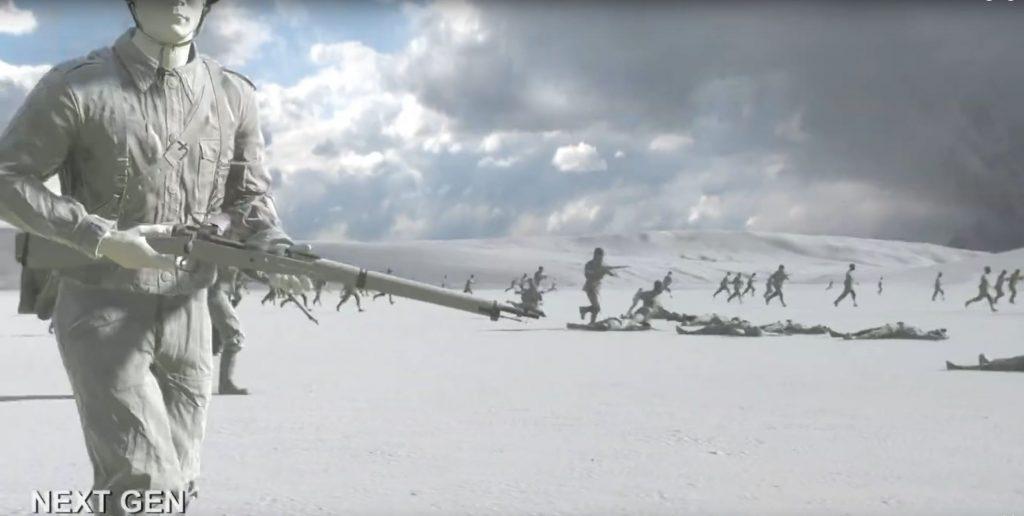 battlefield tech demo