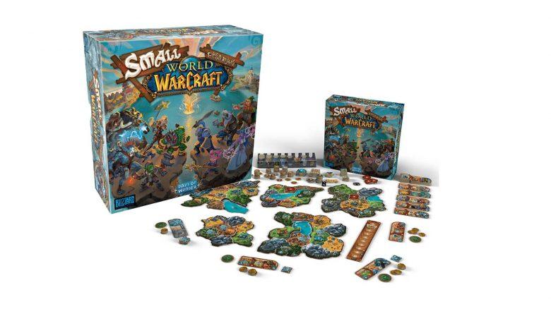 Small World of Warcraft vorbestellen – Jetzt das WoW-Brettspiel kaufen