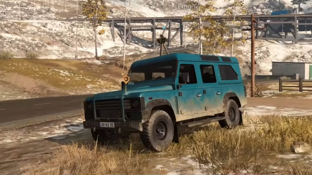 cod modern warfare warzone feldaufrüstungen trophy system SUV