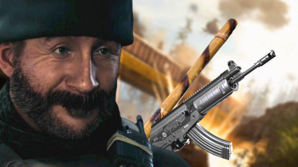 cod modern warfare warzone waffen season 4 titel