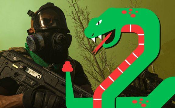 cod warzone glitch schlangen glitch titel