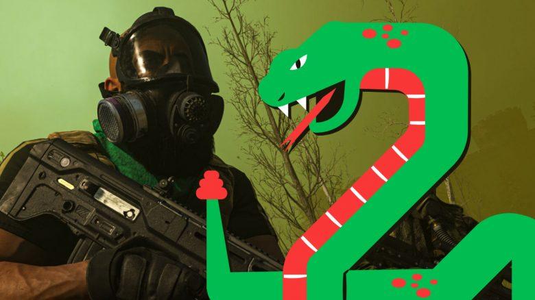 Absurder Schlangen-Glitch in CoD Warzone gibt dreisten Vorteil