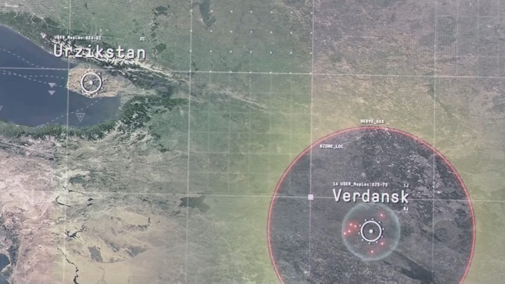 cod warzone map urzikstan trailer