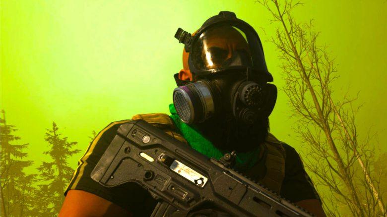 cod warzone masken glitch gas soldat titel