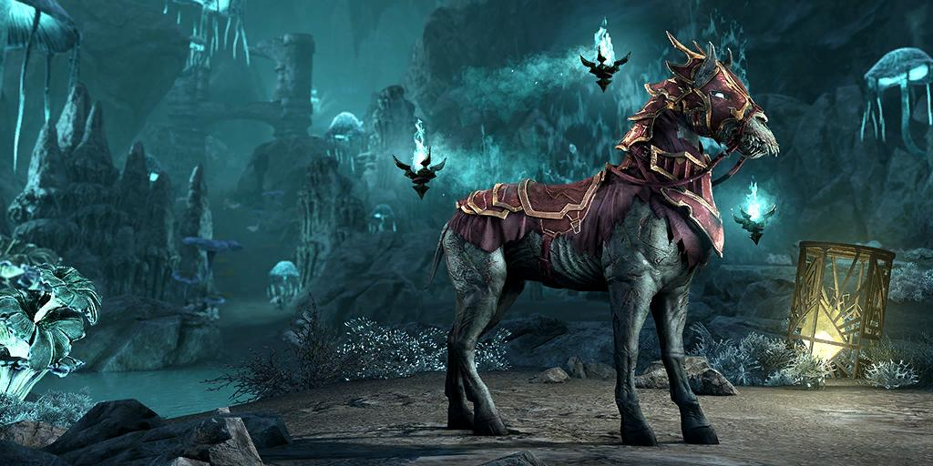 eso lootbox lichsteed