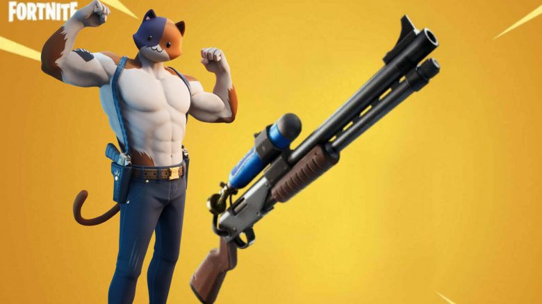 fortnite charged shotgun titel
