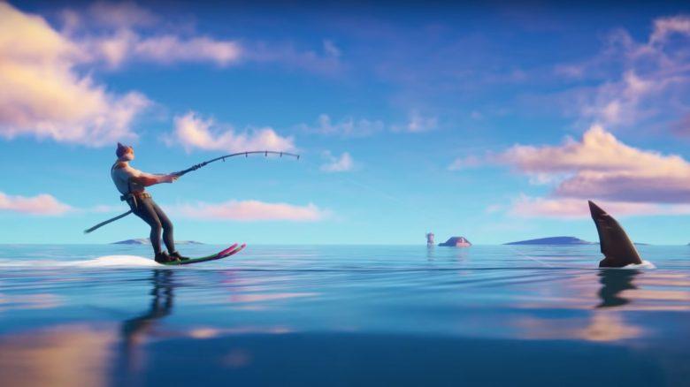 Fortnite Season 3: Trailer zeigt völlig überflutete Map und Haie