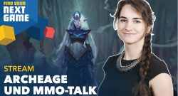 Wir reden im MMO-Stream mit 2 legendären Entwicklern: Seid dabei!