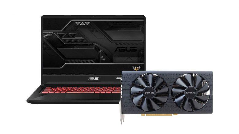 Galaxus Angebote: ASUS Gaming-Notebook & Radeon RX 570 günstiger