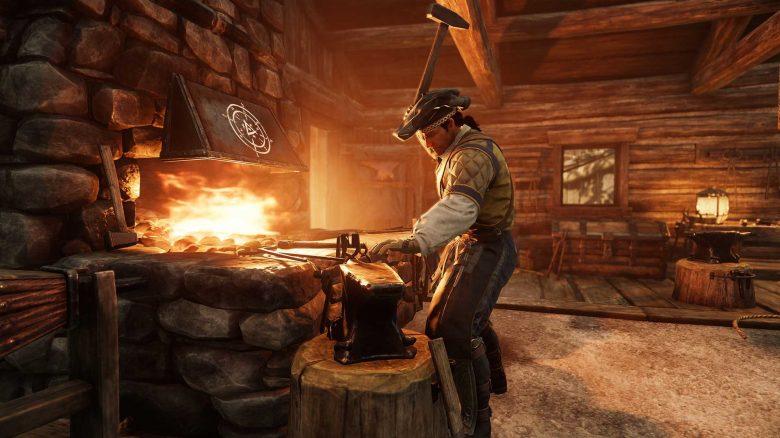 New World: So findet und farmt ihr Eisenerz