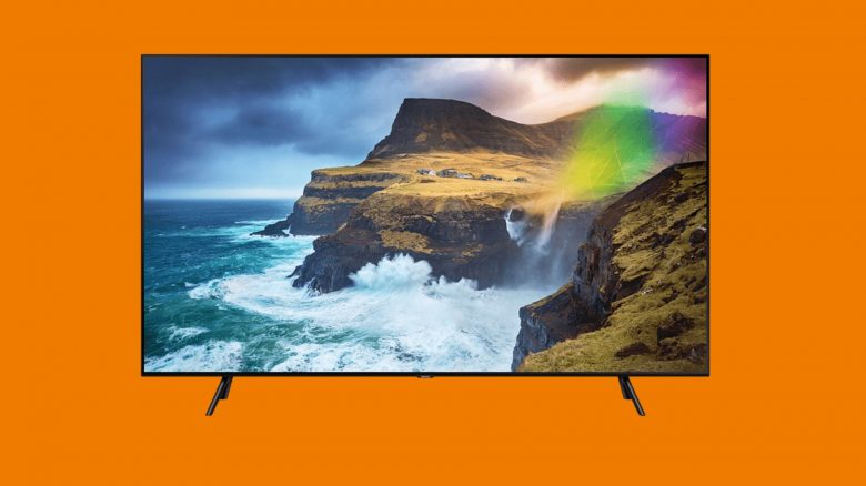 Großer QLED-Fernseher von Samsung aktuell zum Bestpreis bei Saturn