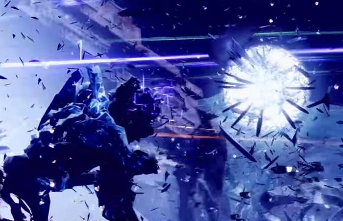 Stasis Armor Lock Titan Destiny 2