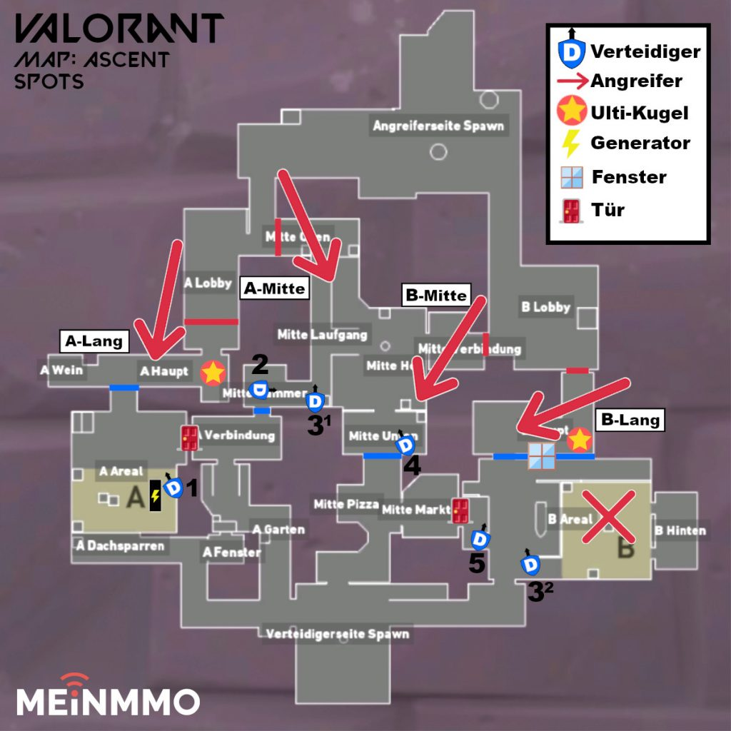 valorant maps ascent wichtige spots taktik2