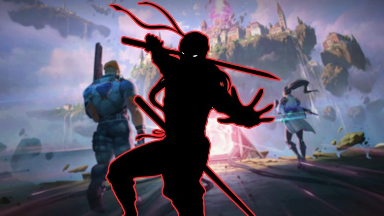 Seht, wie ein Spieler in Valorant zum ultimativen Ninja wird und das Match dreht