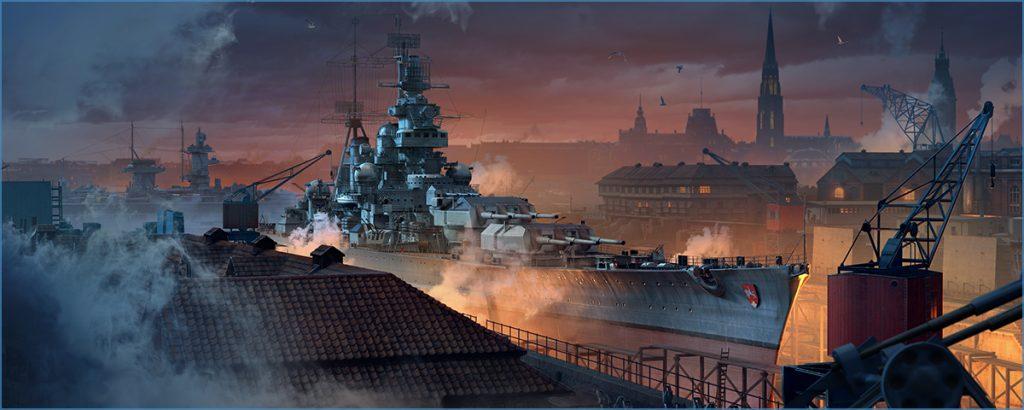warships hafen 01