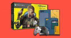 Xbox One X Cyberpunk 2077 Limited Edition bei MediaMarkt vorbestellen