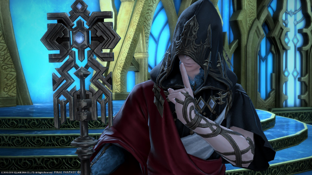 final fantasy xiv crystal exarch