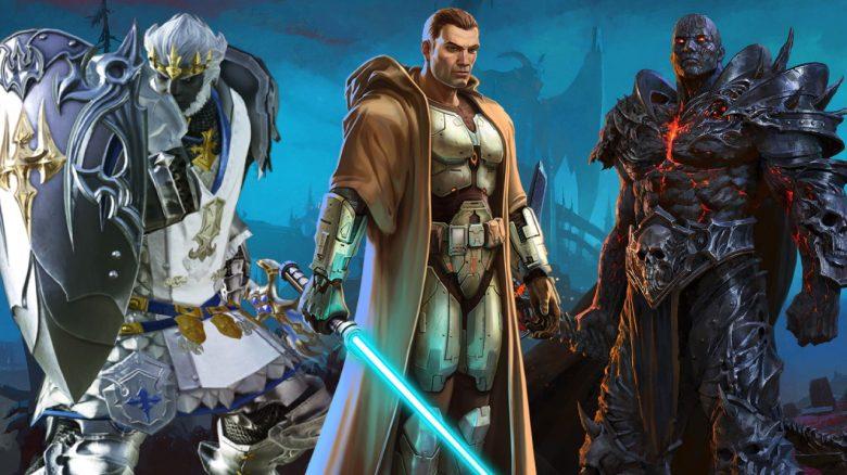 3 MMORPGs relevant